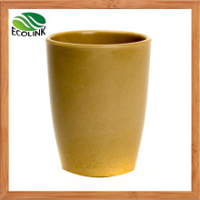 Bamboo Fiber Small Water Cup