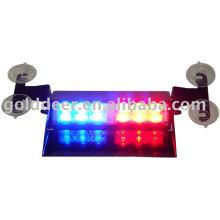LED de aviso luz disfarçado de para-brisa (SL631-V)