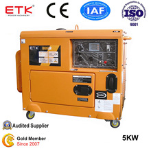 5kw Safety Electrical Machinery