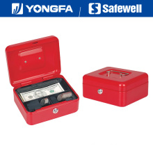 Safewell Yfc Series 20cm Cash Box for Convenience Store