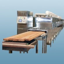 Nasan Microwave Timber Dryer