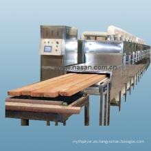 Máquina de secado de madera del proveedor de Nasan