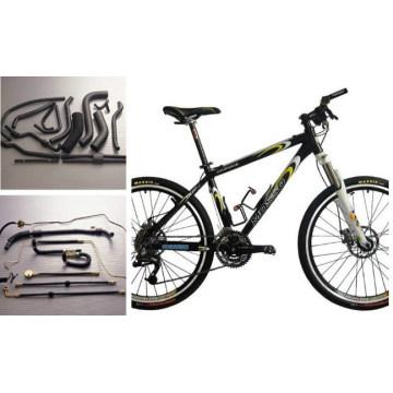 Extrusionsrohr aus Aluminiumlegierung für Mountainbike-Rahmen