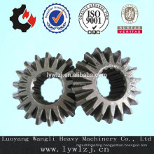 High Quality Casting Differential Bevel Gear China Supplier