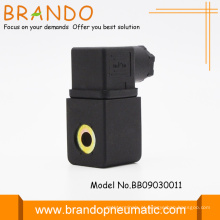 DIN43650A conector 6 watts pulso bobina da válvula de diafragma