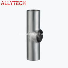 Double Containment Stainless Steel Tee Fittings