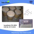 Silicone Surfactant adjuvant flufenacet and isoxaflutole