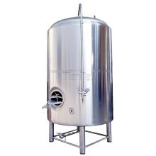2500L Tiantai kombucha brewery hot fermenting tank with open lid