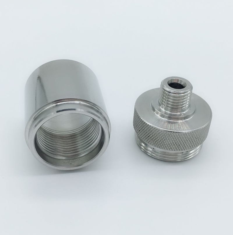 Ss 316 Assembly Thread Joint Card Fittings Union Elbow Nipple