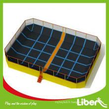 Équipement de saut à l'élastique pour enfants professionnel Trampoline Park LE.BC.039