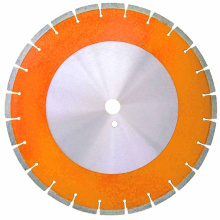 Silver Brazed Concrete Block Diamond Wet Cut Saw Blade (SUCB)