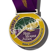Medallas deportivas karate deporte personalizado medalla de metal