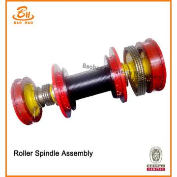 Baik Pengeboran Drawworks Roller Spindle Assembly