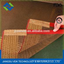 стеклоткани PTFE сетка конвейерной Тканья машина для упаковки сокращения тоннеля жары