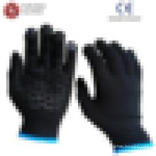 PVC-punktierte Handwäsche aus Baumwolle