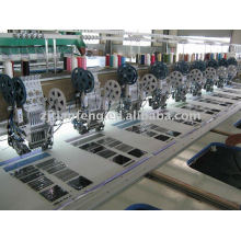 607/400 double sequin with trimmer embroidery machine cheap price