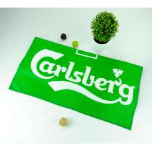 Fabricants en gros microfibre Bar Soft Absorbant Rapide Sèche Serviette Avec Logo Personnalisé