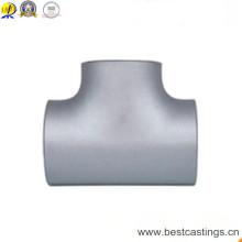 Asme Стандартная конические концы черный стальной трубы фитинги