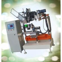 Haute vitesse CNC automatique haute vitesse 4 axes brosse de toilette de forage et machine de tufting / wc brosse tufting machine