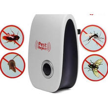 Electronic Ultrasonic Mouse Mosquito Pest Repeller with Us/EU Plug