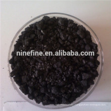 Carbon riser with low Sulphur