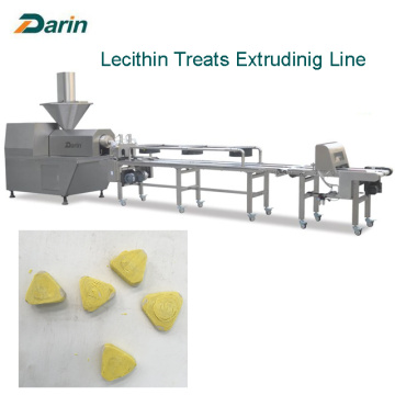 Weiche Chicken Strips Cold Extruding Line