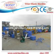 PP, máquina de plástico de lavagem de filme PE