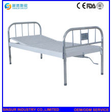 China Cheap Stainless Steel One Function Manual Medical Bed