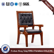 Wooden/Metal Leg Conference Meeting Board Room Office Chair (HX-CF049)