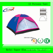 12 Persons 180T Polyester Camping Tent