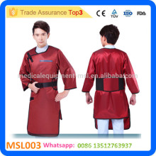 MSL003-i Medical Nuclear Lead Protective Clothing Radiation Protection Suit Medical X-ray Protection Cloth/ Lead Apron