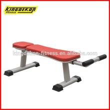 KDK 1038 Flat bench machine/ strength gym equipment /abdominal trainer