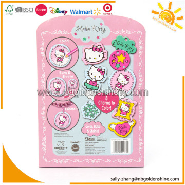 Hallo Kitty Shrinky Dinks Charms Armband