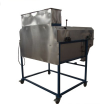 wheat grain seed magnetic separator