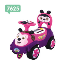Hot Selling Panda Baby Toy Car / Baby Ride sur voiture / voiture en plastique