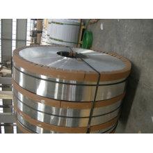 Transformador de potencia de bobinado de tiras de aluminio