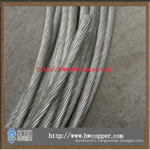 TPC wire as overhead power souce
