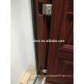 Casa de diseño moderno puertas de entrada residenciales de acero