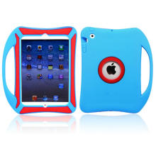 Kids Handle Silicone Soft Tablet Case Cover for iPad Mini