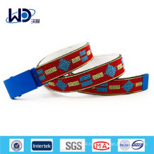 Factory Made OEM Casual Needlepoint Belt