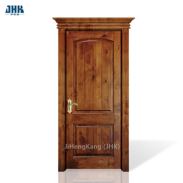 Mahogany Wood Prehung Front Door