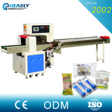 Down-Papaer Horizontal Drinking Straw Packaging Machine