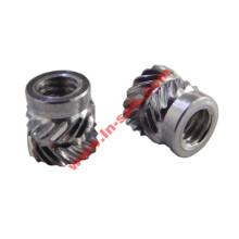 Threaded Stainless Steel Insert Nuts