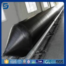 Pontón concreto flotador de goma inflable natural del flotador