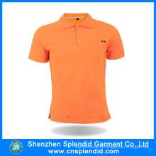 Ropa de moda de los hombres de la camisa de polo de algodón Manufacturers