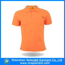 Chine Coton Polo Shirt Hommes Vêtements Vêtements Fabricants