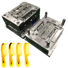 professional customized service mold manufacture precision molding injection plastic hair comb mould