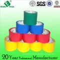 Cinta de embalaje adhesiva colorida