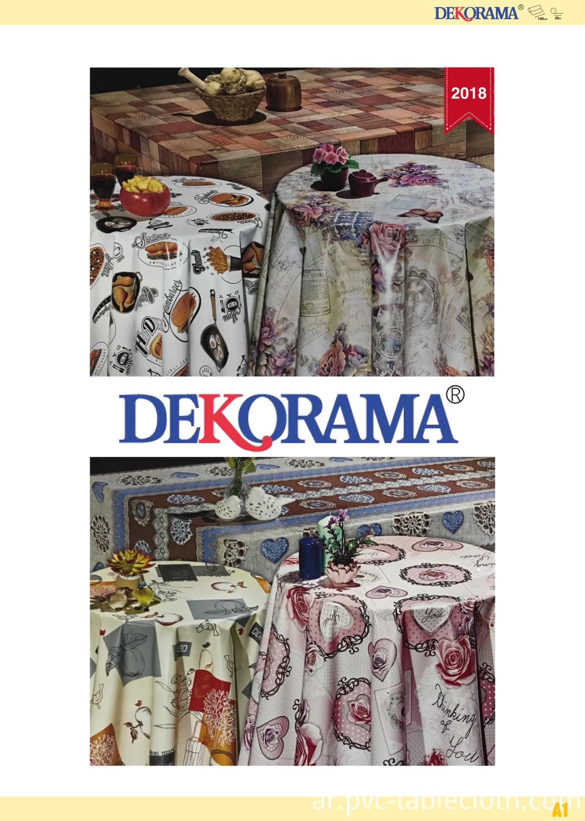 Dekorama Tablecloth