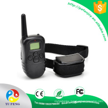 300 remote training tool Shock electronic device completely waterproof PET998DR dog beeper collar 2017 Newest Best Promotion 300M Rechargeable Waterproof Shock Vibration Remote Control LCD Back Light Electric Shock Collar